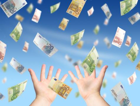 Financiering zonder geld
